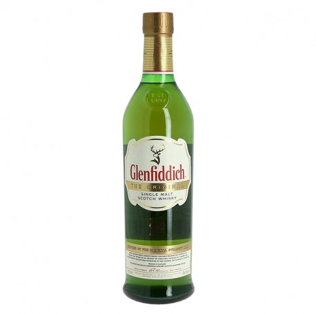 GLENFIDDICH THE ORIGINAL Whisky Single Malt Speyside 70 cl