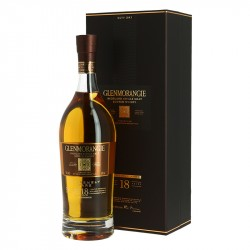 GLENMORANGIE 18 ANS Highlands Single Malt 70 cl
