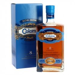 COLOMA 8 ANS Rhum de Colombie 70 cl