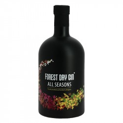 FOREST DRY GIN All Season 50 cl