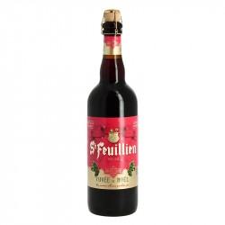 Saint FEUILLIEN Bière de NOËL 75 cl