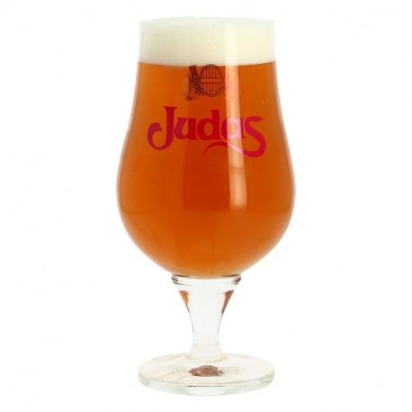 VERRE à Bière JUDAS