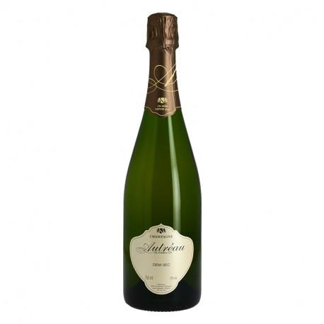 AUTREAU Champagne Demi-Sec 75 cl