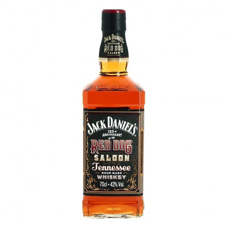 JACK DANIEL'S Red Dog 70 cl