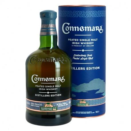 Connemara Distillers Edition Whiskey Irlandais Tourbé 70 cl