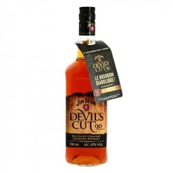 JIM BEAM Devil's Cut Kentucky Straight Bourbon Whiskey 70 cl