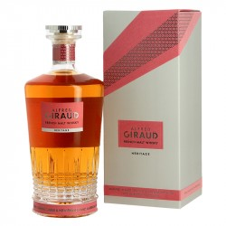 Whisky Alfred GIRAUD Héritage 70 cl