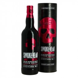 SMOKEHEAD Sherry Bomb Islay Single Malt Scotch Whisky par Ian MacLeod