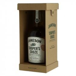 JAMESON The COOPER'S CROZE Irish Whiskey 70 cl