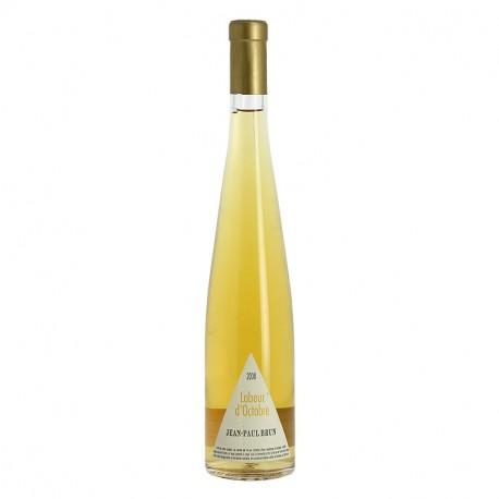 LABEUR d' OCTOBRE par Jean Paul BRUN vin blanc moelleux 50 cl