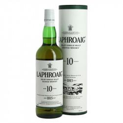 LAPHROAIG 10 ans Islay Single Malt Whisky 70 cl