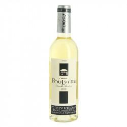 Monbazillac Château Poulvère 37.5cl demi bouteille