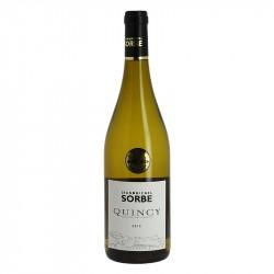 Quincy par Jean Michel Sobre Vin Blanc de Loire