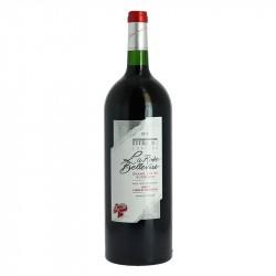 La Rose Bellevue Blaye Côtes de Bordeaux Rouge Magnum
