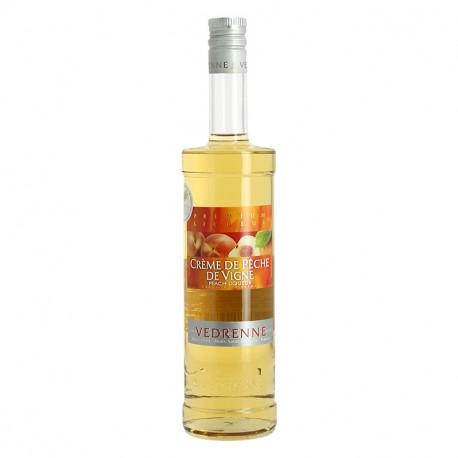 Crème de Pèche de Vigne Vedrenne 70cl