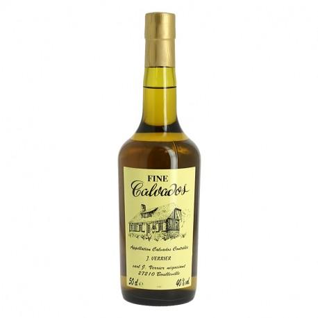 Fine Calvados Verrier 50cl