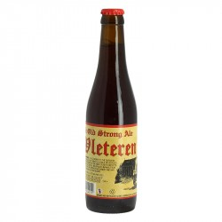 Bière Belge Vleteren Dark 33cl