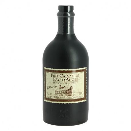 Fine Calvados Pays d'Auge Cruchon Grés Verrier 50cl