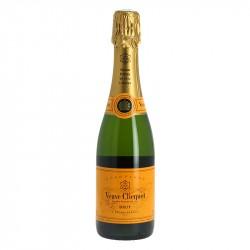 Champagne Veuve Clicquot Demi Bouteille de Champagne