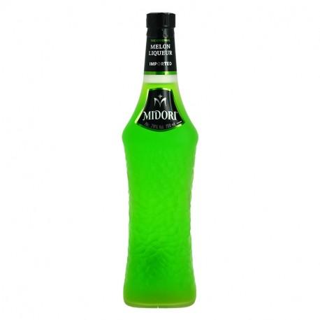 MIDORI Liqueur Japonaise Verte à base de Melon 70 cl