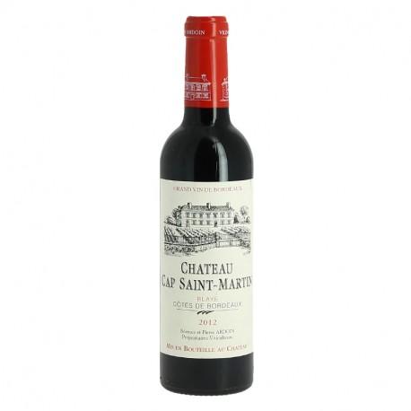 Château CAP Saint MARTIN Blaye 37.5 cl demi bouteille