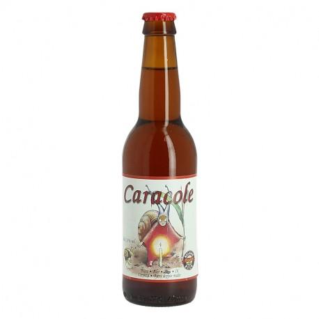 CARACOLE Bière Ambrée 33 cl 7.5°