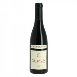 CHINON Rouge Pierre & Bertrand COULY 37.5 cl Demi Bouteille