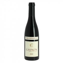 CHINON Vin Rouge par Pierre & Bertrand COULY 37.5 cl Demi Bouteille