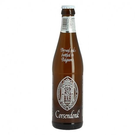 CORSENDONK AGNUS Bière Blonde Triple 33 cl
