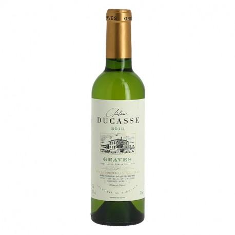 Ducasse Graves Bordeaux Blanc Demi Bouteille