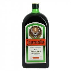 Jägermeister Liqueur Amer Allemande 1 L