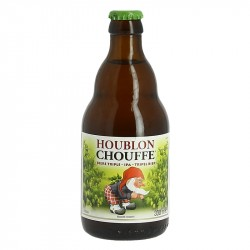 HOUBLON CHOUFFE Bière Belge Triple IPA 33 cl
