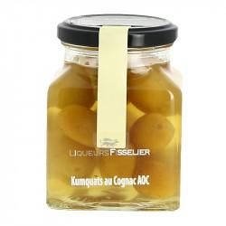 KUMQUATS AU COGNAC AOC FISSELIER 250 ml