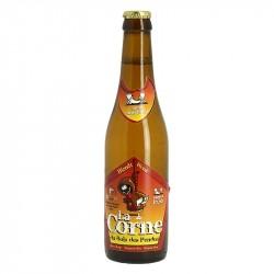 La CORNE du Bois des Pendus Bière Blonde Belge  33 cl