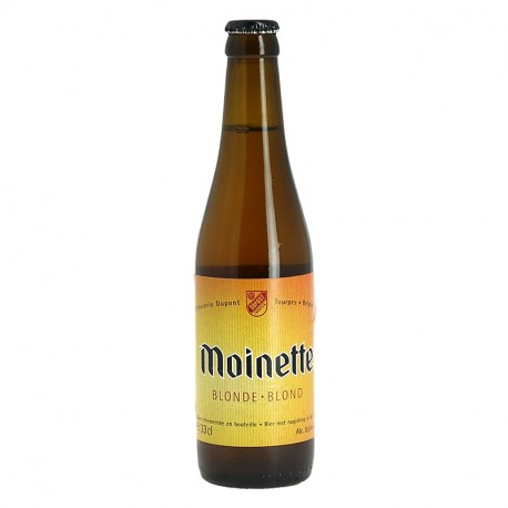Brasserie Dupont Moinette Blonde 33cl