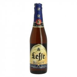 Leffe Rituel Bière Belge d'Abbaye 9° 33cl