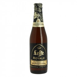 Leffe Royale Bière Belge d'Abbaye 33cl