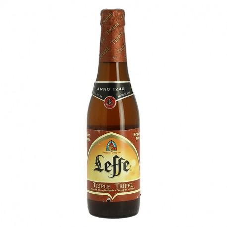 LEFFE Triple Bière Belge d'Abbaye 33 cl
