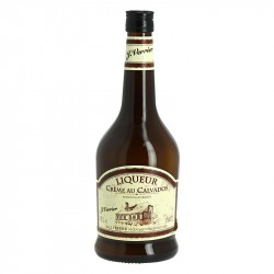 Liqueur Crème au Calvados J. Verrier 70cl