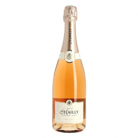 Champagne Mailly Grand Cru Brut Rosé