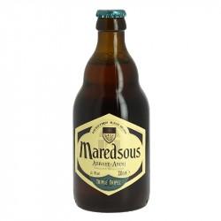 Bière Maredsous Bière Blege Triple 10° 33cl