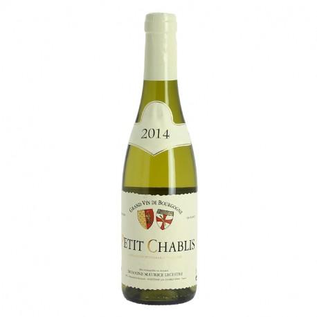 Petit Chablis Domaine Lecestre Vin Blanc de Bourgogne DEMI BOUTEILLE 37,5 cl