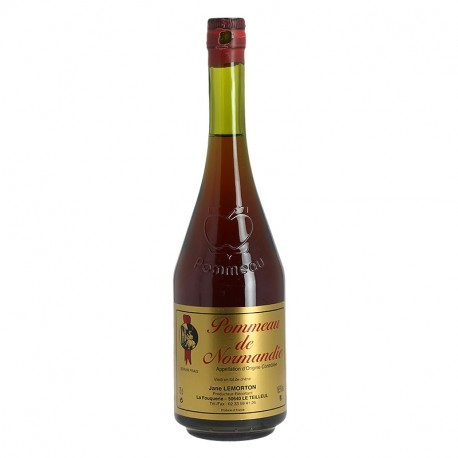 Pommeau de Normandie LEMORTON 70CL