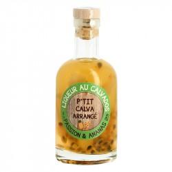 P'tit Calva Arrangé Passion Ananas 20 cl Liqueur au Calvados
