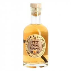 P'tit Calva Arrangé Vanilla 20 cl Calvados Liqueur