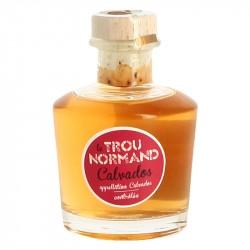Le TROU NORMAND AOC Calvados 10 cl