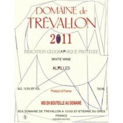 Domaine Trevallon Blanc 2011