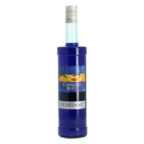 Curaçao Bleu 70cl VEDRENNE 25°