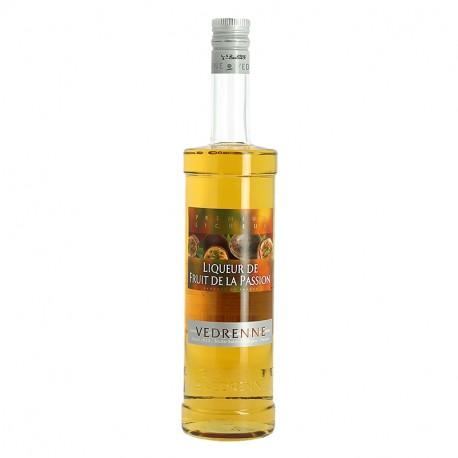 Liqueur Fruit de la Passion Vedrenne 70cl 18°