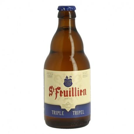 St Feuillien Bière Belge Triple 33cl